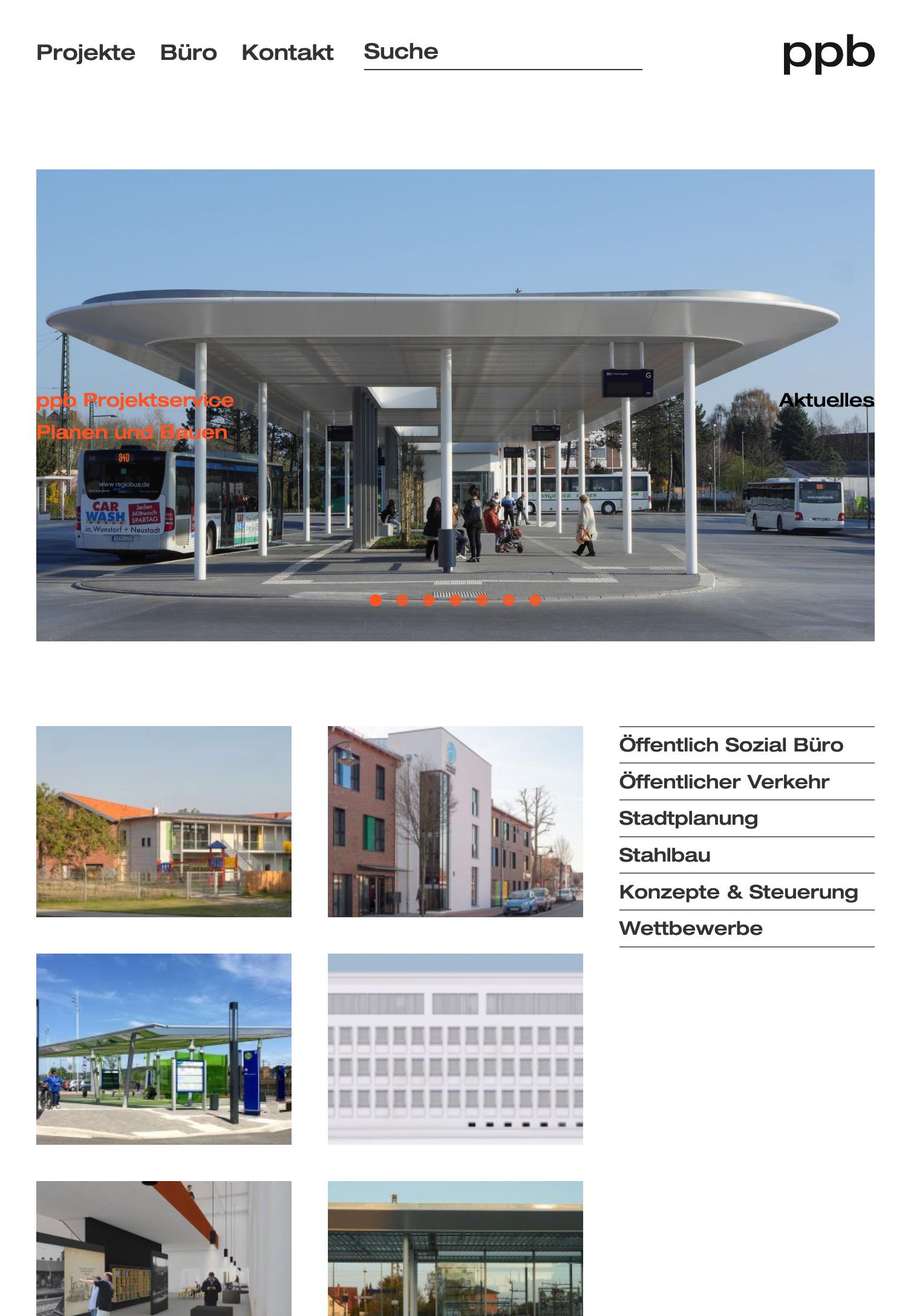 ppb Projektservice Planen und Bauen